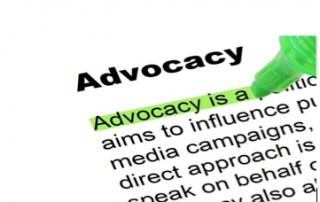 advocacy updated