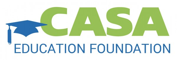 CASA Education Foundation logo